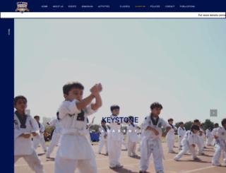 keystone.pk screenshot