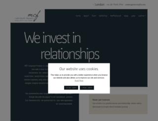 keystoneadvisers.com screenshot