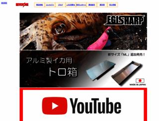 keystonebrand.jp screenshot