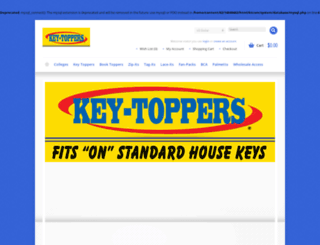 keytoppers.net screenshot