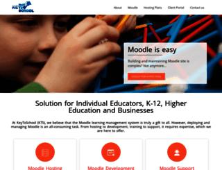 keytoschool.com screenshot
