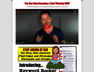 keywordrocker.com screenshot