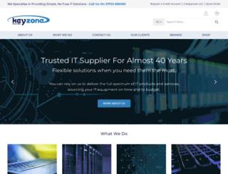 keyzone.com screenshot