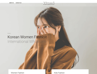 kfashion.kkami.nl screenshot