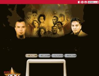 kfcadubintang2.kfcku.com screenshot