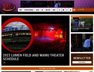 kffm.com screenshot