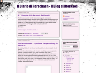 kforkaos.blogspot.com screenshot