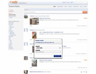 kfoxtv.oodle.com screenshot