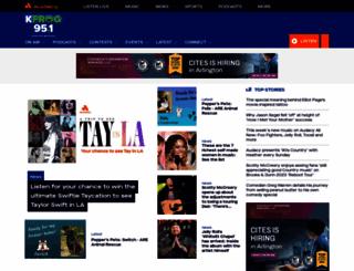 kfrog.com screenshot