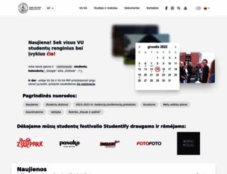 kfsa.lt screenshot