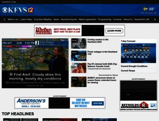 kfvs12.com screenshot