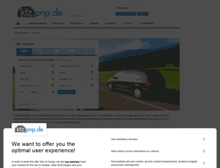 kfz.pnp.de screenshot