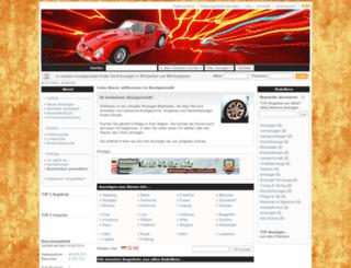 kfzmarkt.phplinx.net screenshot