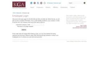 kgaeap.personaladvantage.com screenshot