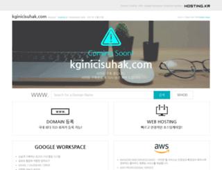 kginicisuhak.com screenshot