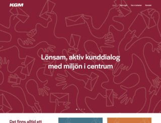 kgmdata.com screenshot