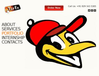 kgptapex.appspot.com screenshot