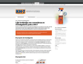 kh7-prelanzamiento.trnd.es screenshot