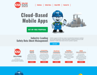 kha.com screenshot