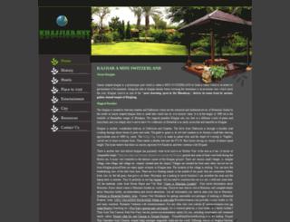 khajjiar.net screenshot