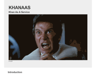 khanaas.com screenshot