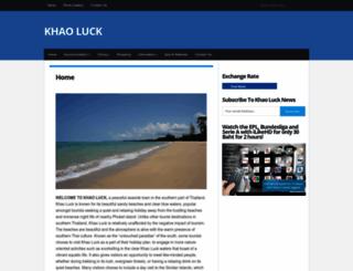 khaoluck.com screenshot