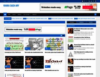 kharasachary.blogspot.com screenshot