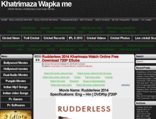 khatrimazalo.com screenshot