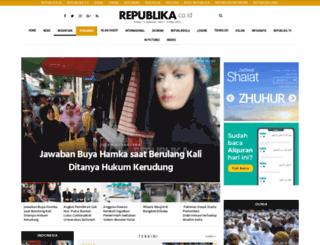 khazanah.republika.co.id screenshot