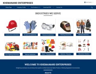 khemanandent.com screenshot