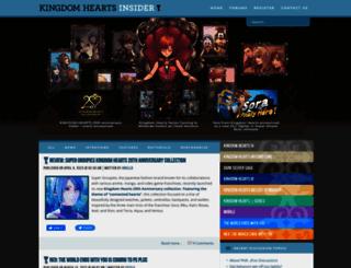 khinsider.com screenshot
