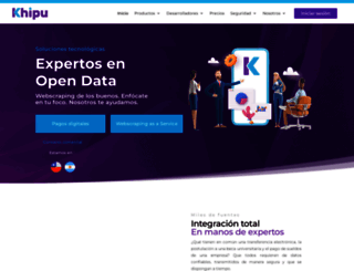khipu.com screenshot