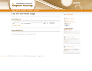 khllc.managebuilding.com screenshot