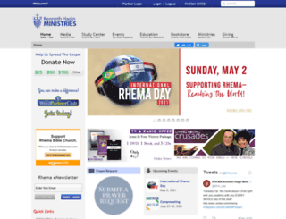 khm.org screenshot