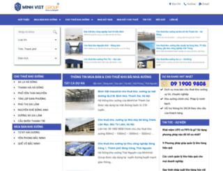 khobainhaxuong.net screenshot