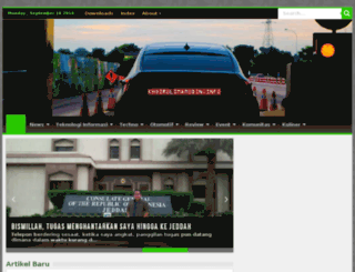 khoirulimamudin.info screenshot