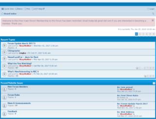khonkaenforum.com screenshot