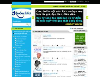 khosachnoi.com.vn screenshot