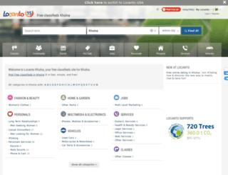 khulna.locanto.com.bd screenshot