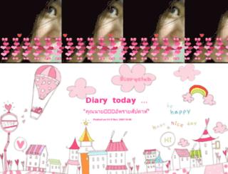 khunnai.diaryclub.com screenshot