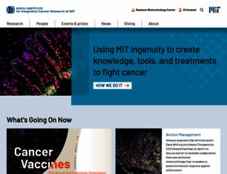 ki.mit.edu screenshot