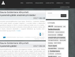 kiadoiblog.deltavision.hu screenshot