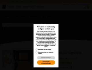 kiala.nl screenshot