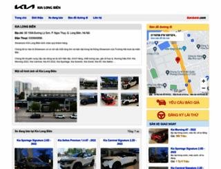 kialongbien.bonbanh.com screenshot