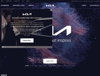 kiamotorskuwait.com screenshot