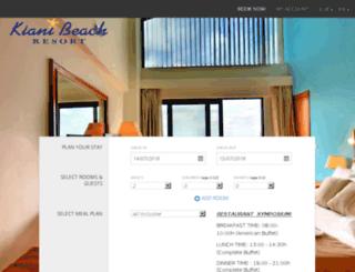kianibeach.hotelproxy.net screenshot