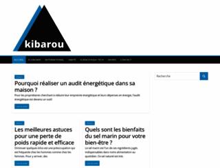 kibarou.net screenshot