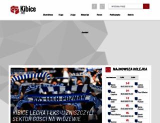 kibice.net screenshot