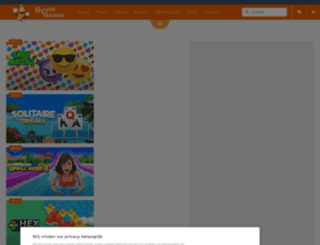 kiboots.hyves.nl screenshot