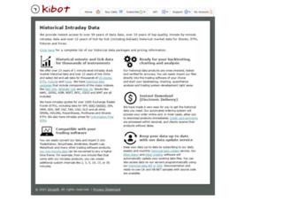 kibot.com screenshot